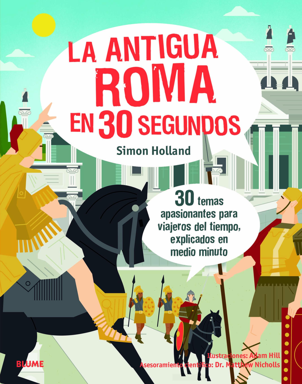 ANTIGUA ROMA EN 30 SEGUNDOS