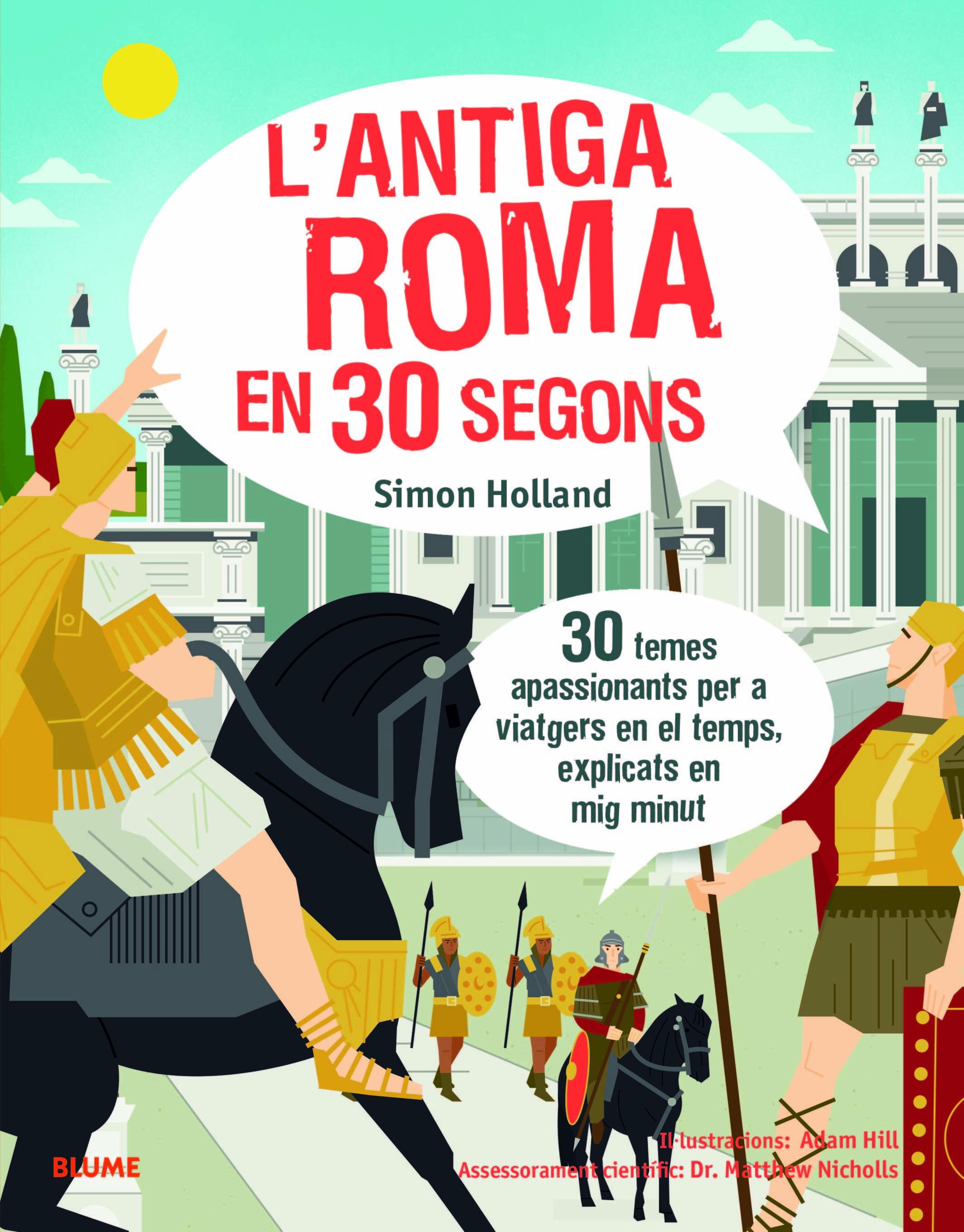 ANTIGA ROMA EN 30 SEGONS