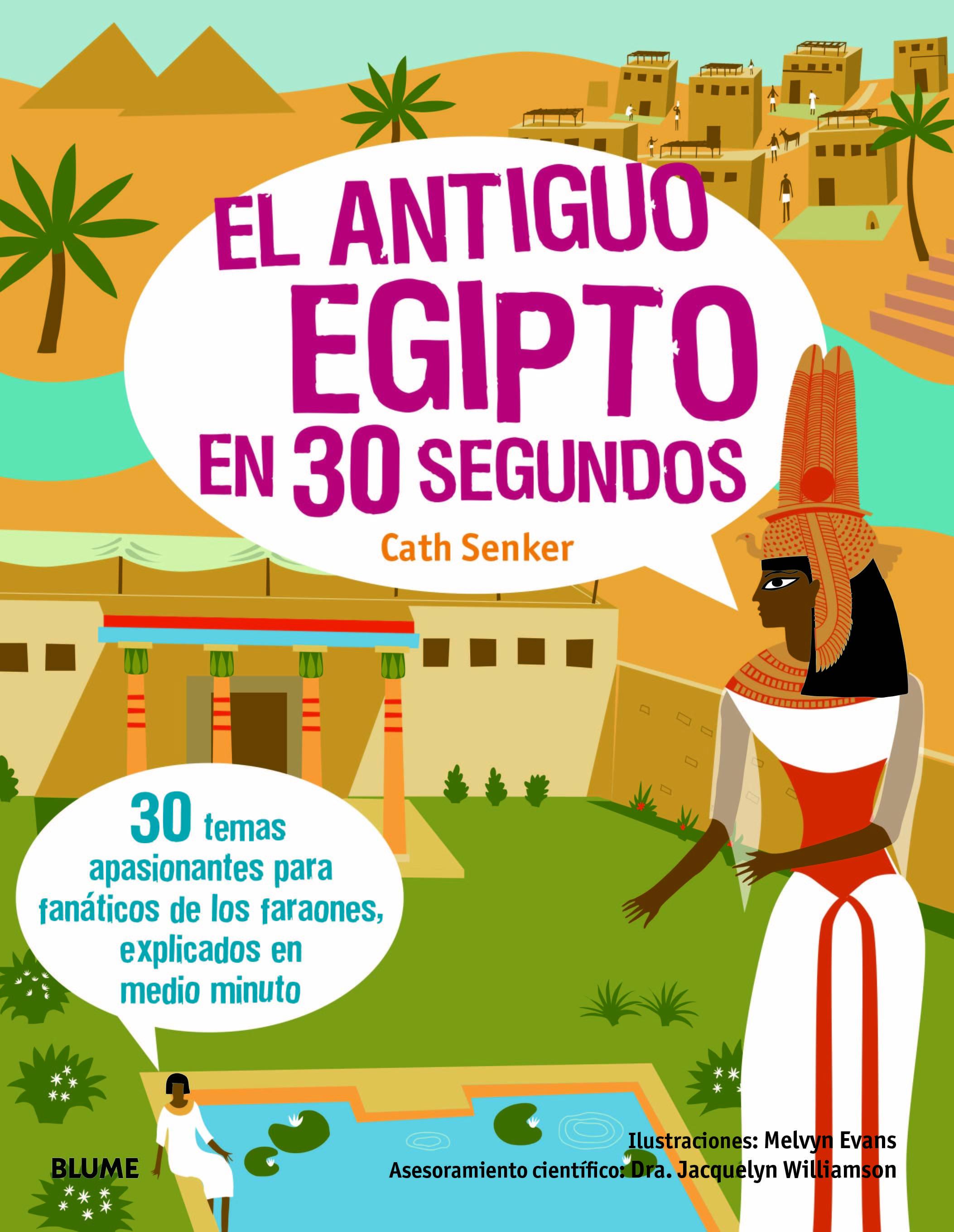 ANTIGUO EGIPTO EN 30 SEGUNDOS
