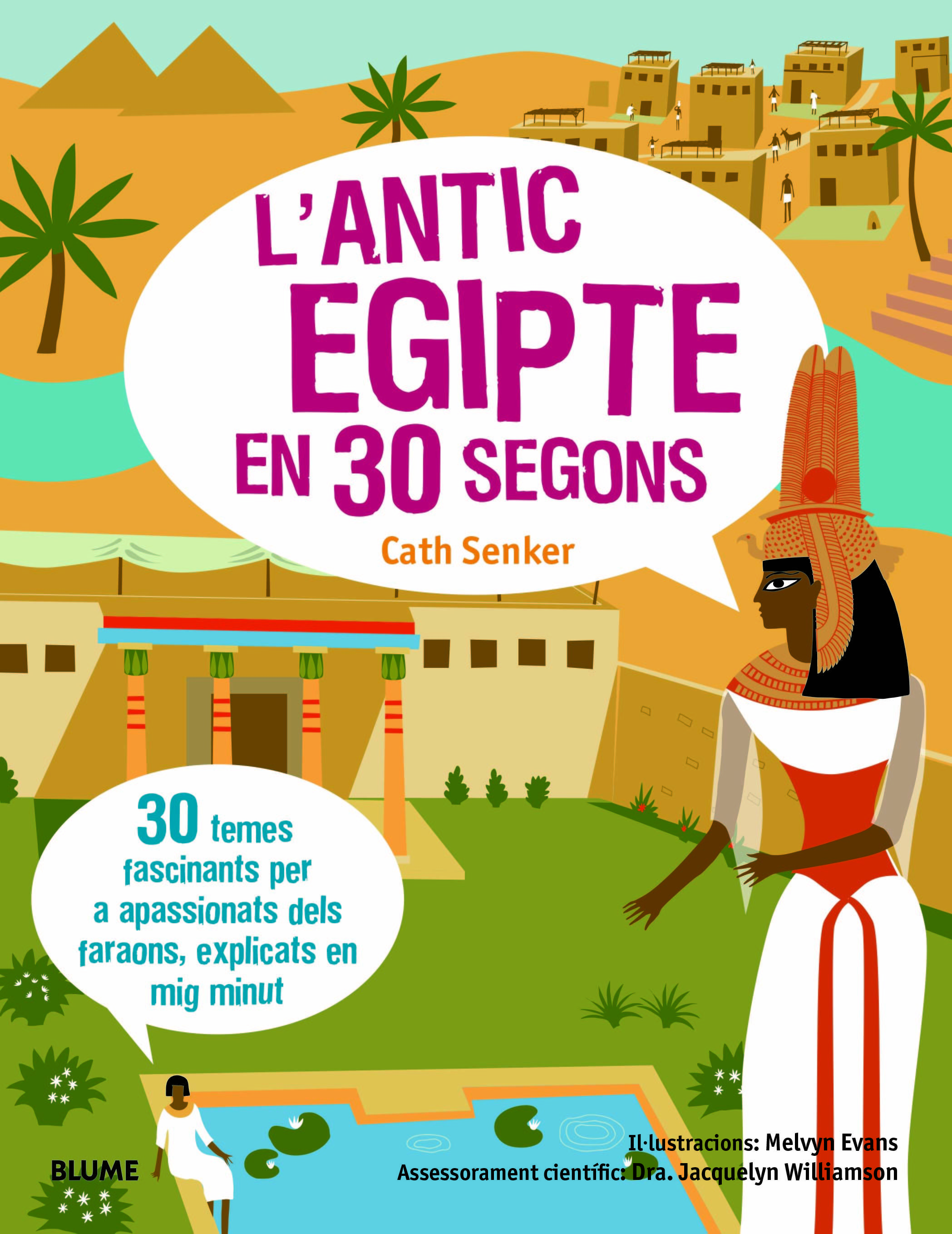 ANTIC EGIPTE EN 30 SEGONS