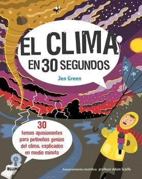 CLIMA EN 30 SEGUNDOS EL