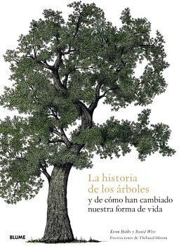 HISTORIA DE LOS ARBOLES Y DE COMO HAN CAMBIADO NUESTRA FORMA DE VIDA