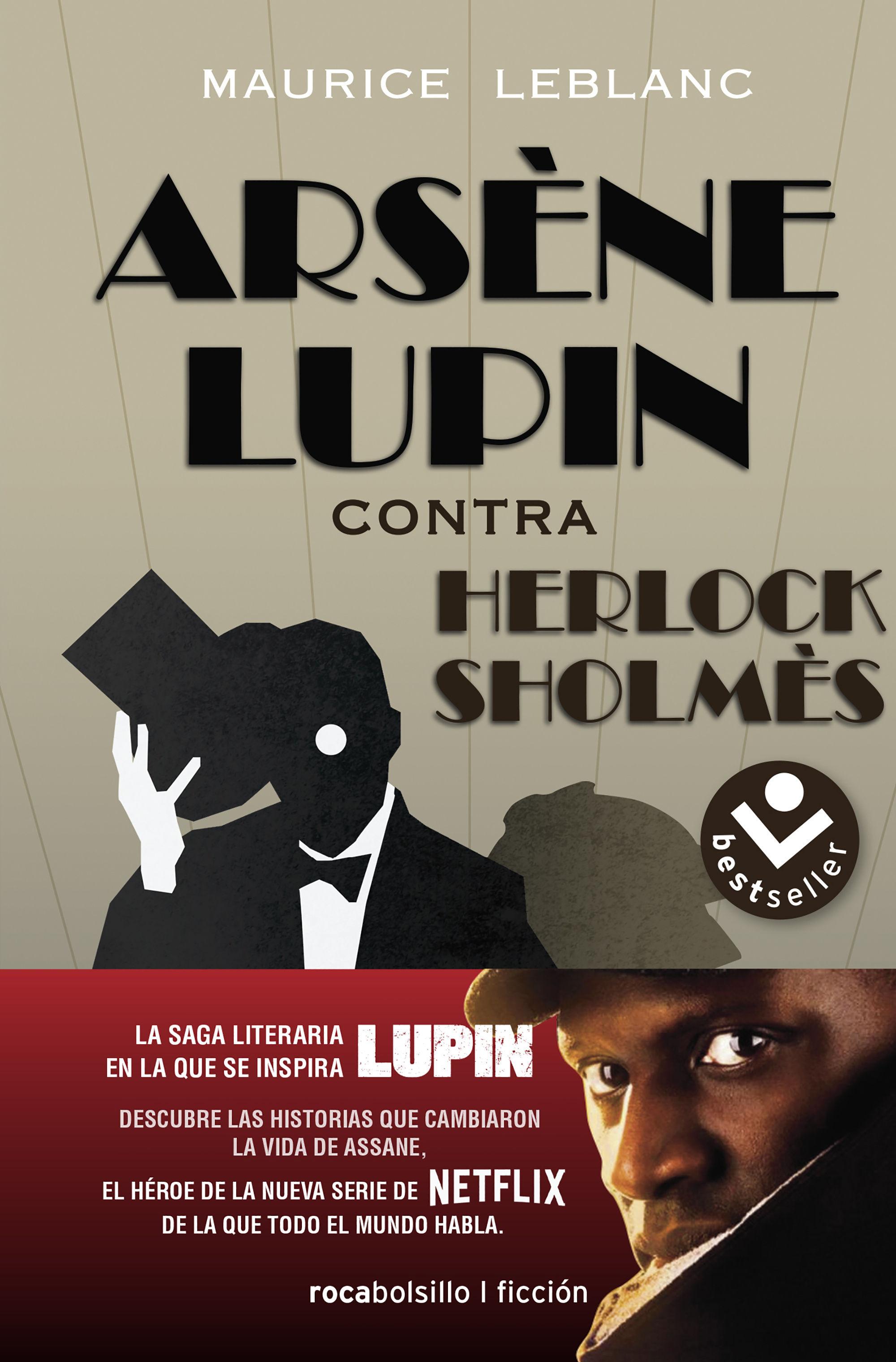 ARSENE LUPIN CONTRA HERLOCK SHOLMÈS
