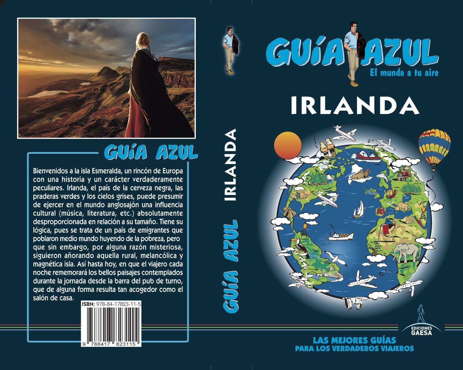 IRLANDA GUIA AZUL