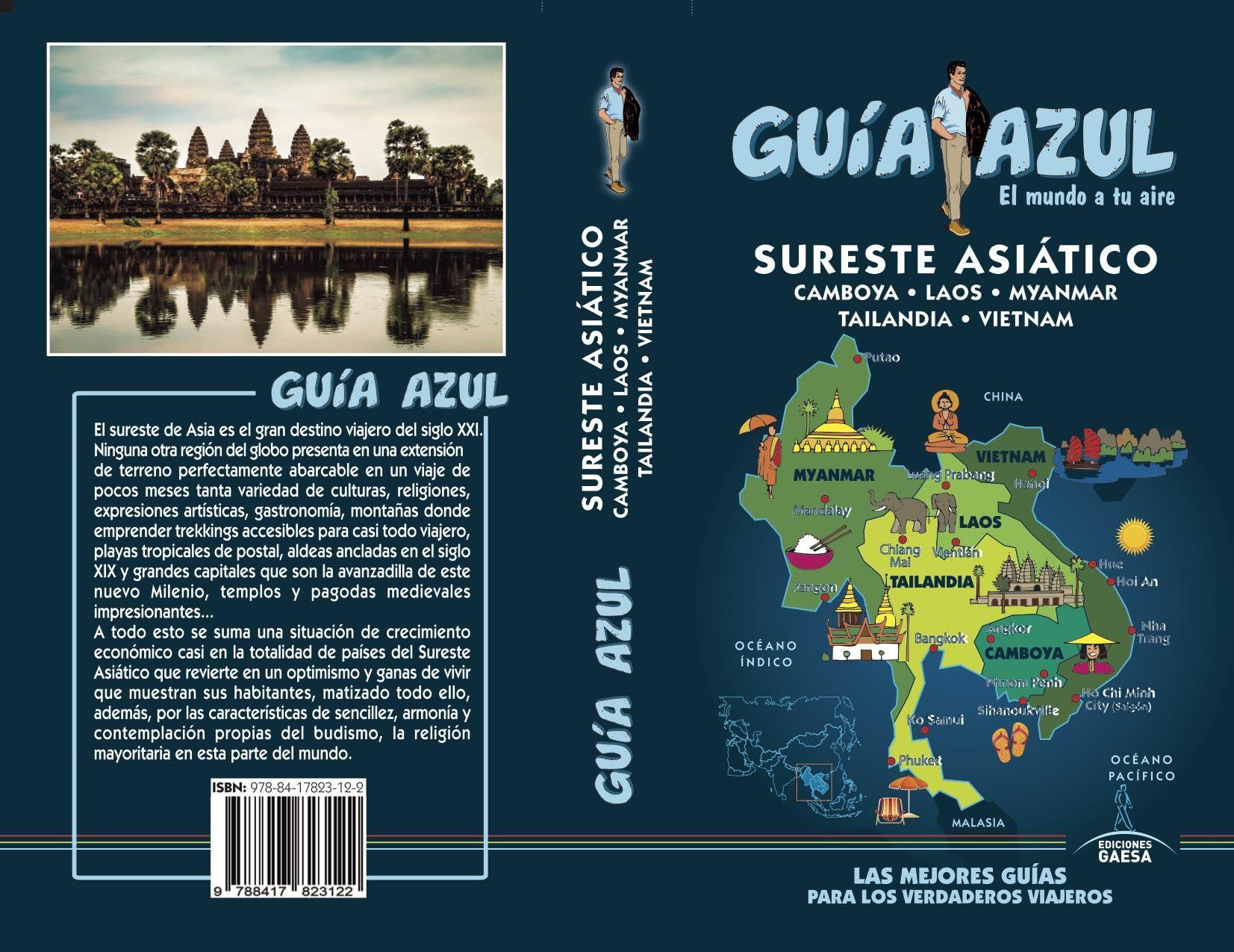 SURESTE ASIATICO GUIA AZUL