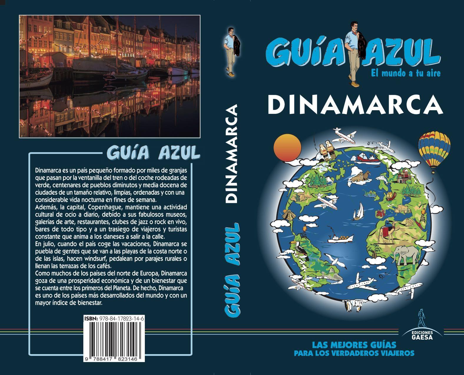 DINAMARCA GUIA AZUL