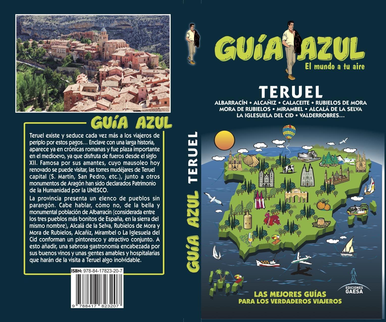 TERUEL GUIA AZUL