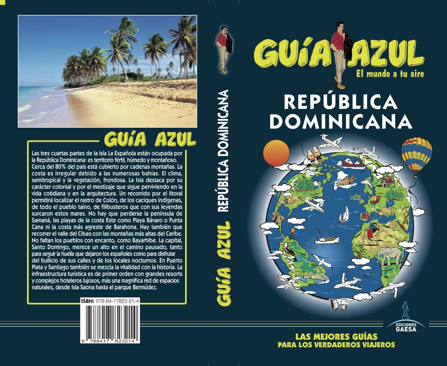 REPUBLICA DOMINICANA GUIA AZUL