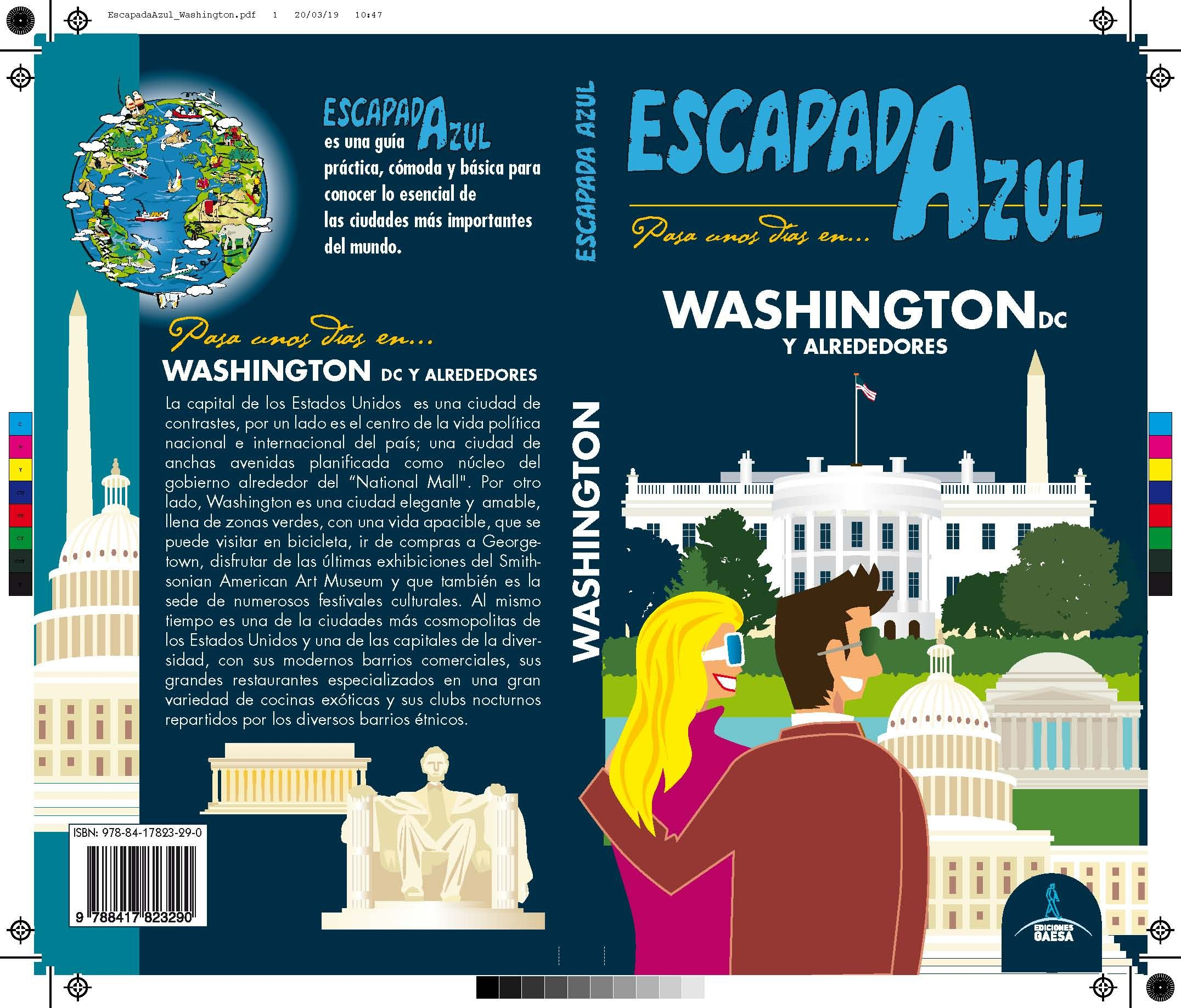WASHINGTON ESCAPADA AZUL
