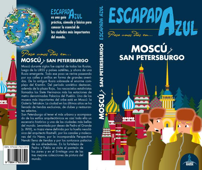 MOSCÚ Y SAN PETERSBURGO ESCAPADA AZUL
