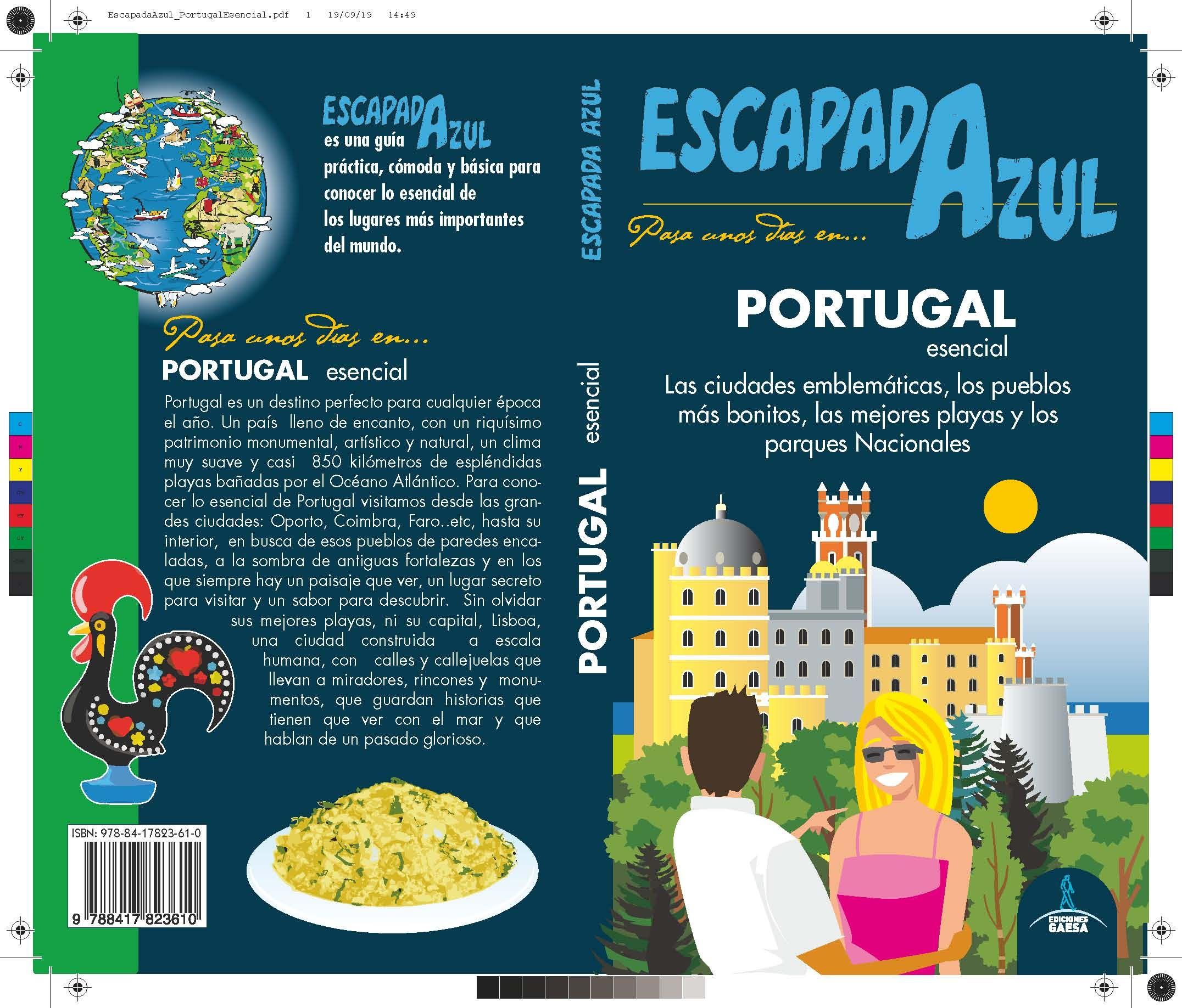 PORTUGAL ESENCIAL ESCAPADA AZUL