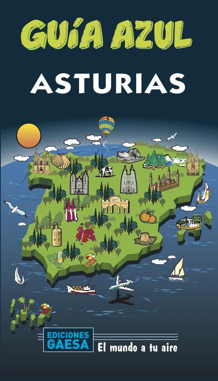 ASTURIAS GUIA AZUL