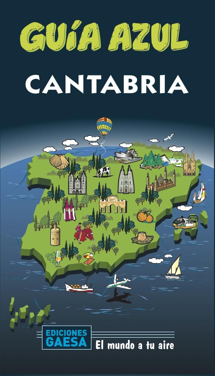 CANTABRIA GUIA AZUL