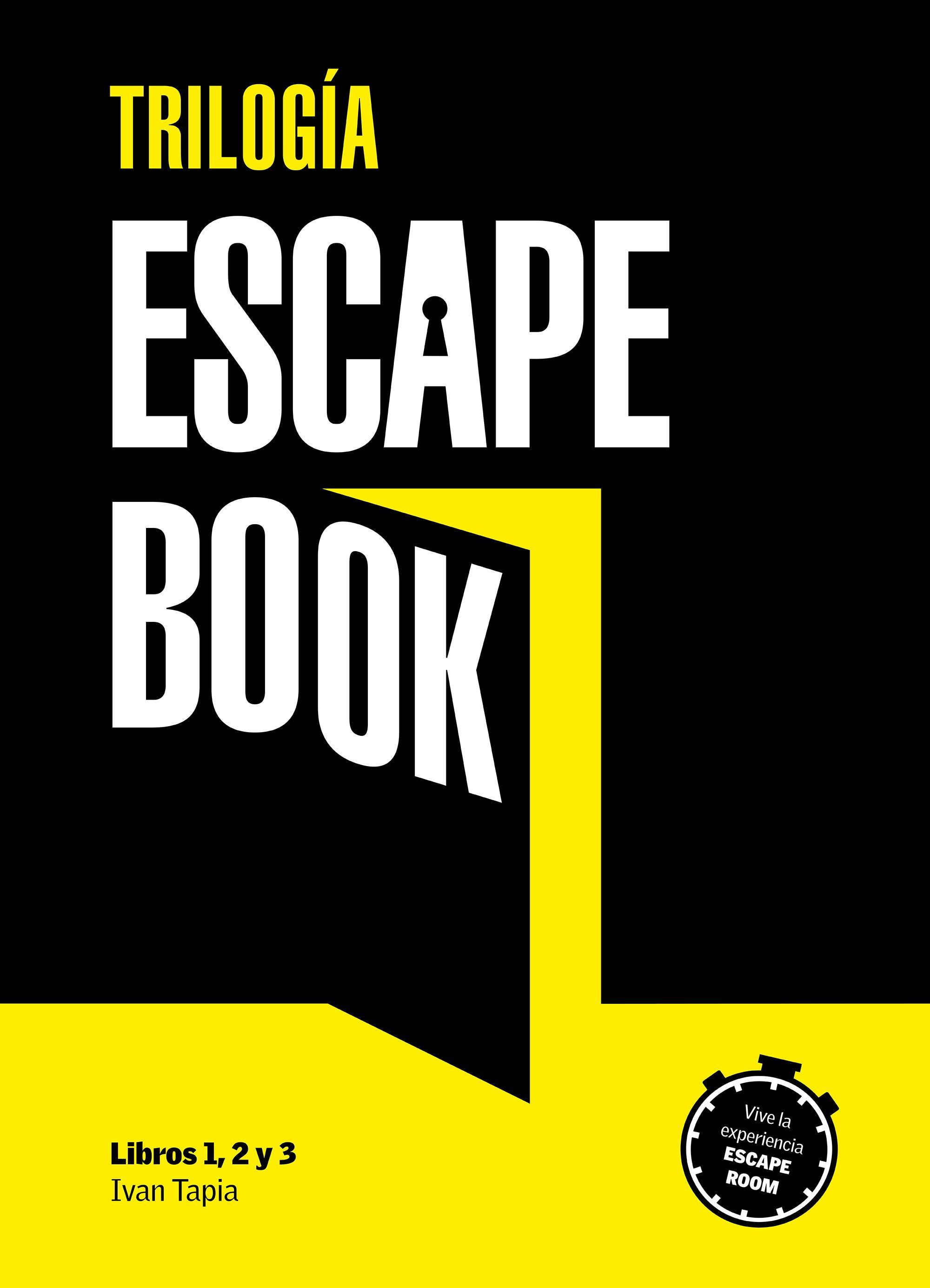 ESTUCHE ESCAPE BOOK