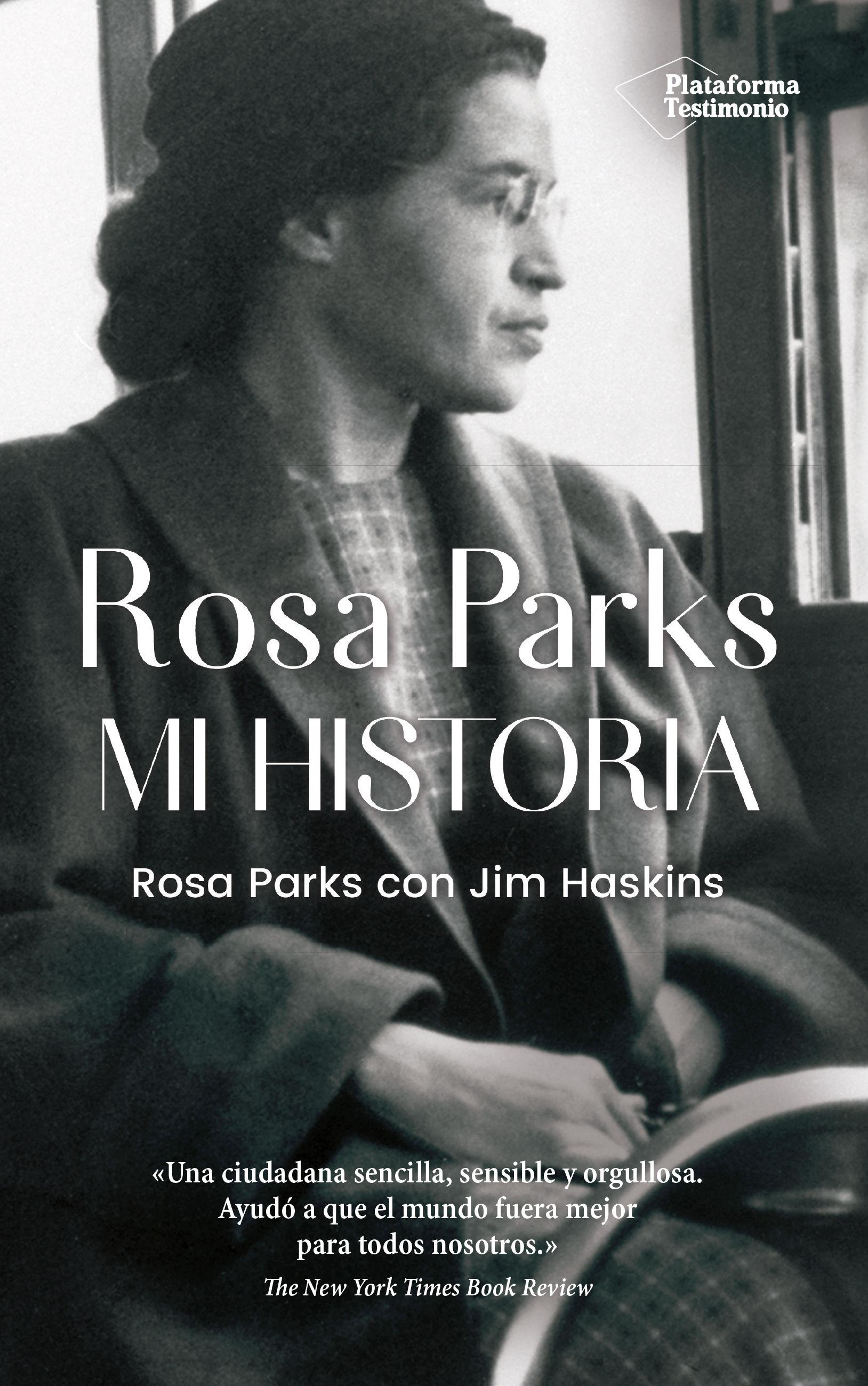ROSA PARKS MI HISTORIA