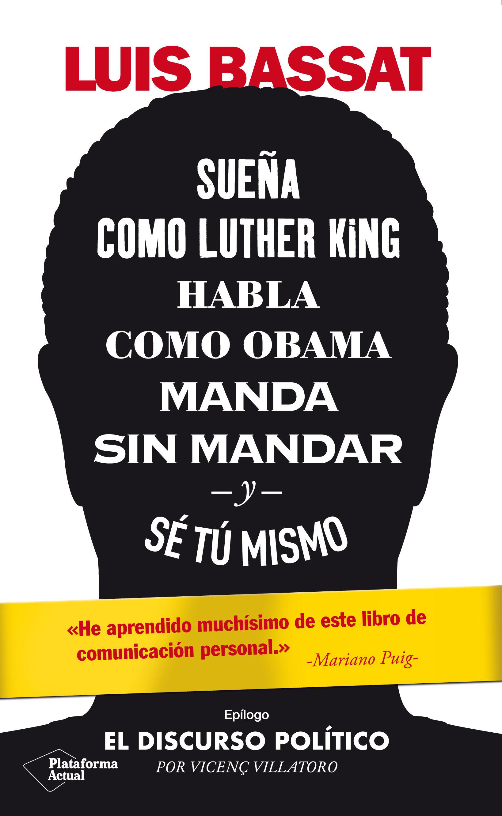 SUEÑA COMO LUTHER KING