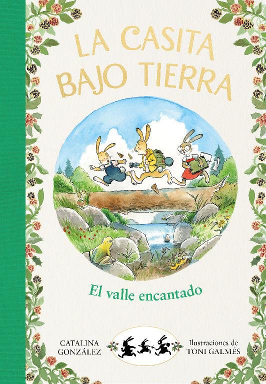 CASITA BAJO TIERRA 3 LA EL VALLE ENCANTADO