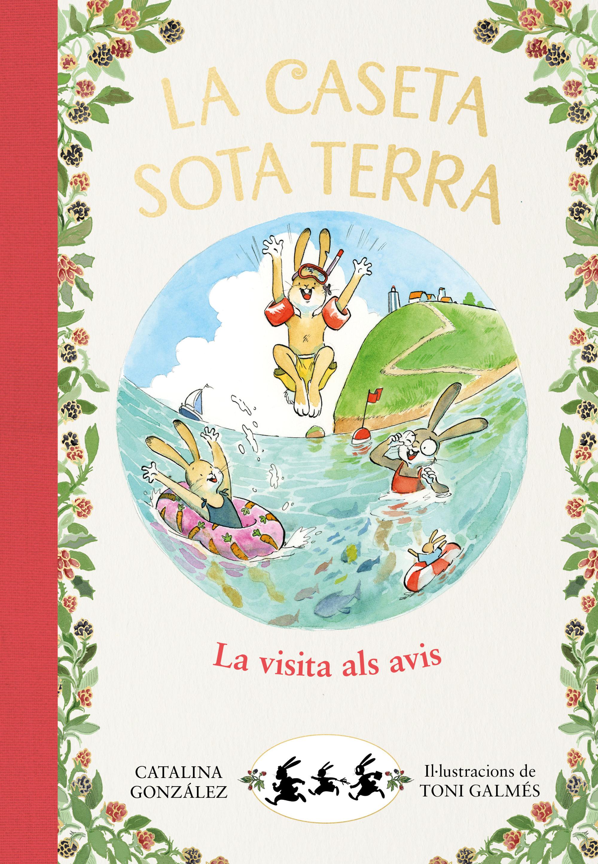 CASETA SOTA TERRA 4 LA VISITA ALS AVIS