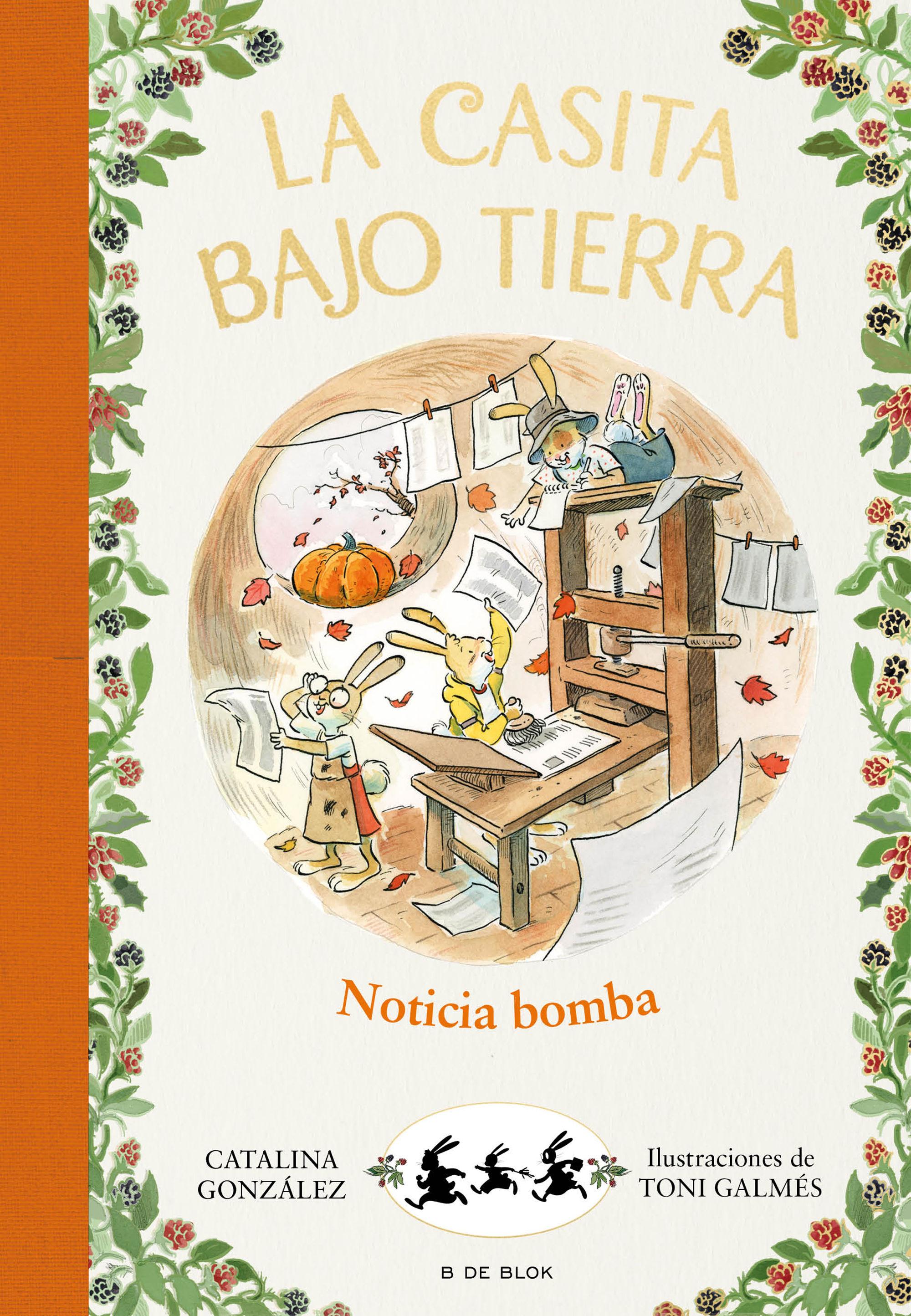 CASITA BAJO TIERRA 5 NOTICIA BOMBA!