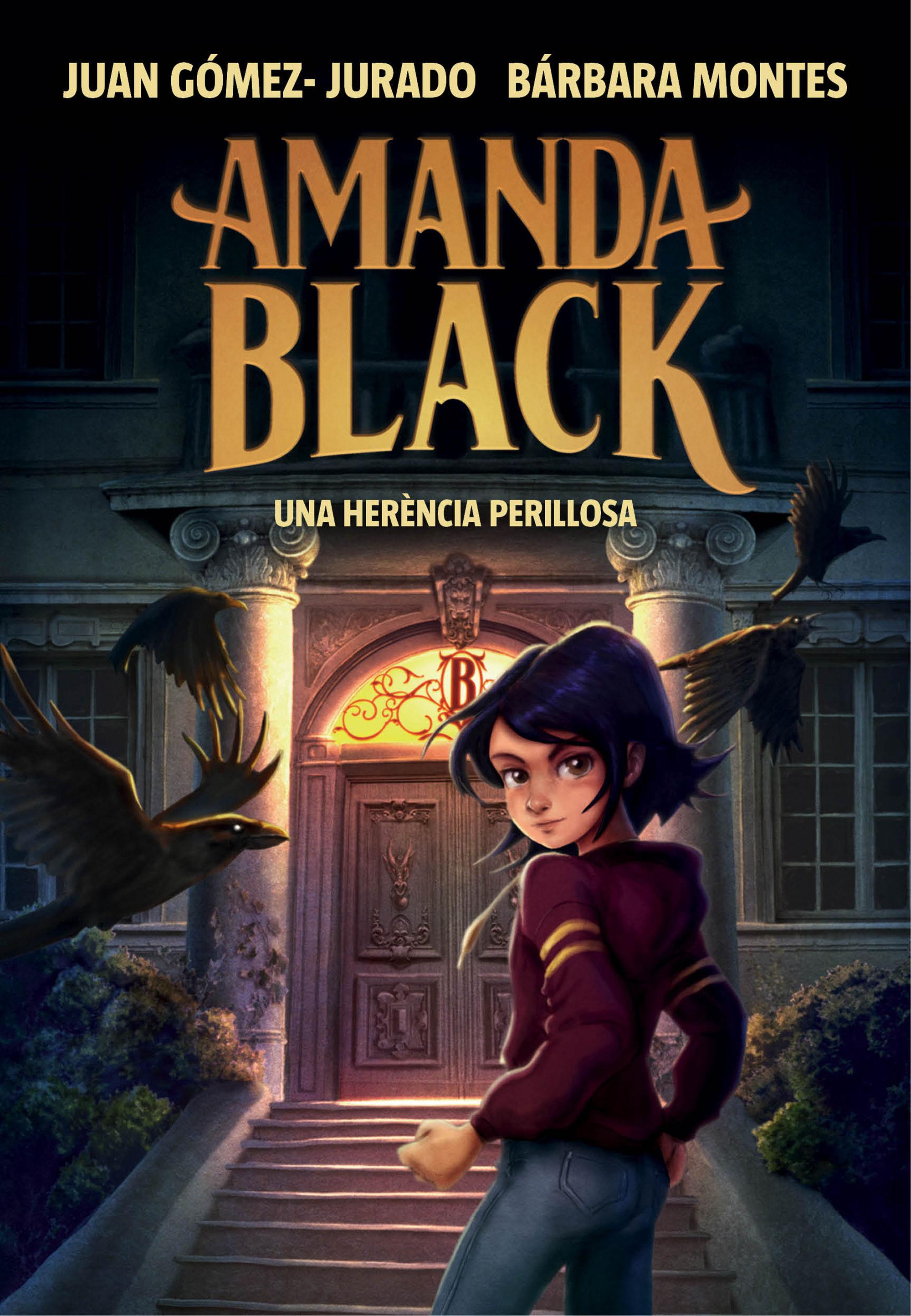 AMANDA BLACK 1 UNA HERENCIA PERILLOSA