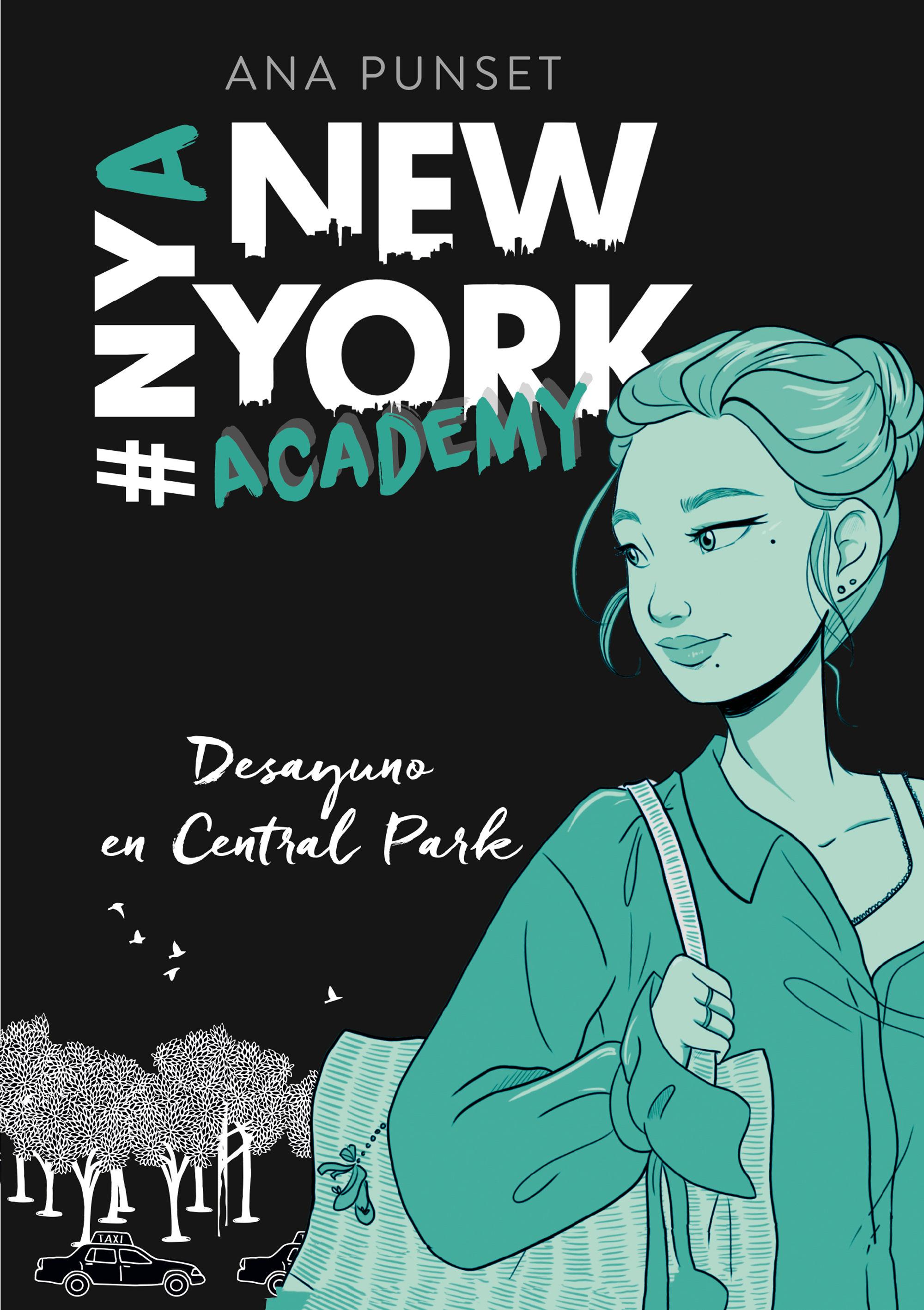 NEW YORK ACADEMY 3 DESAYUNO EN CENTRAL PARK