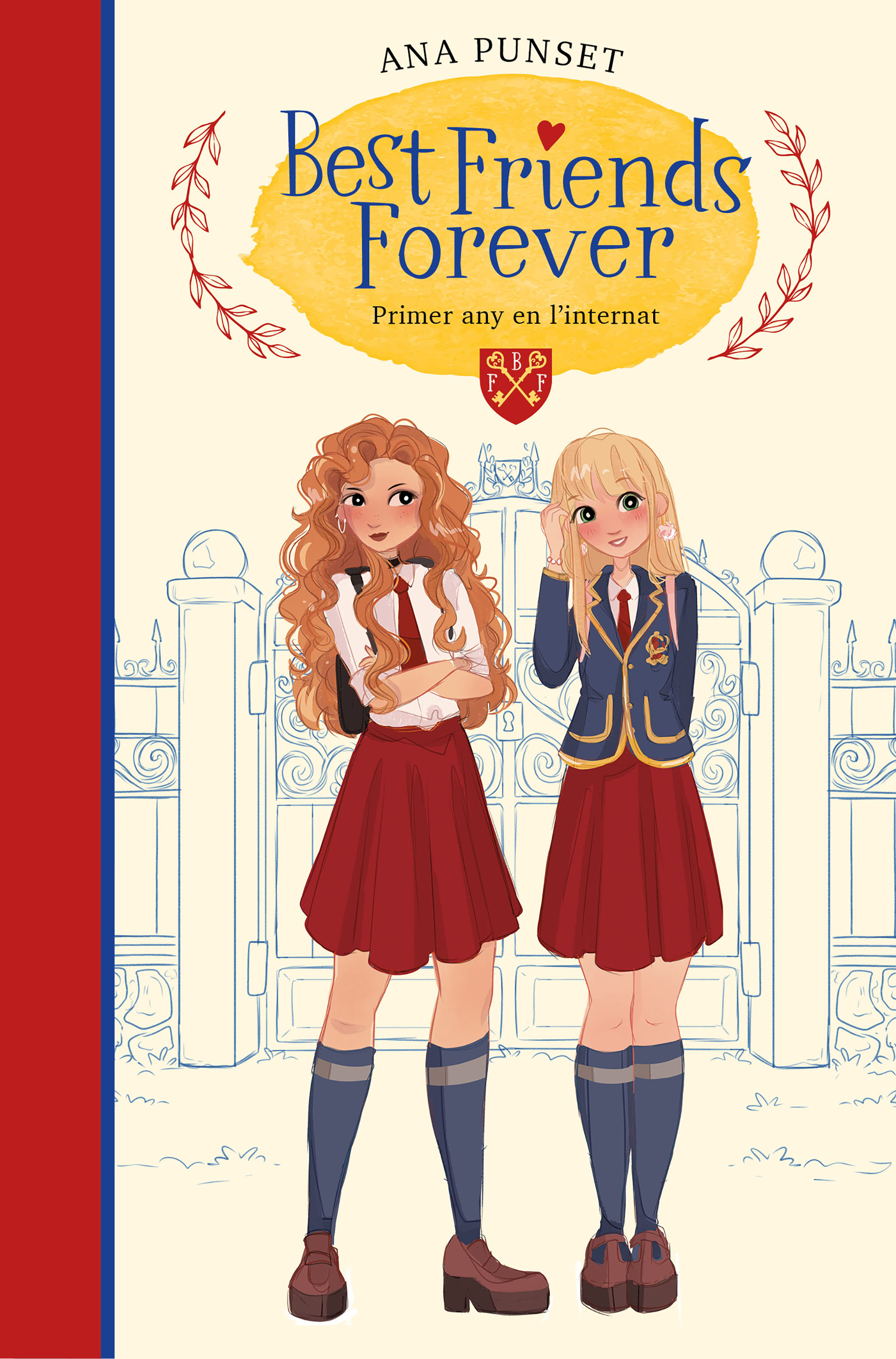 BEST FRIENDS FOREVER 1 PRIMER ANY A L INTERNAT