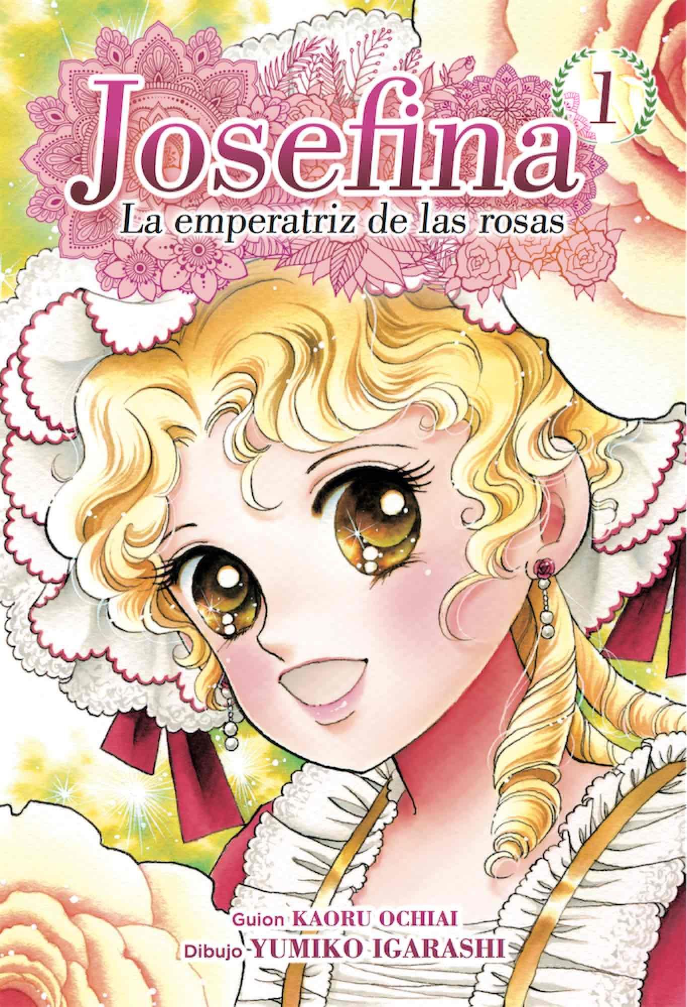 JOSEFINA LA EMPERATRIZ DE LAS ROSAS 01