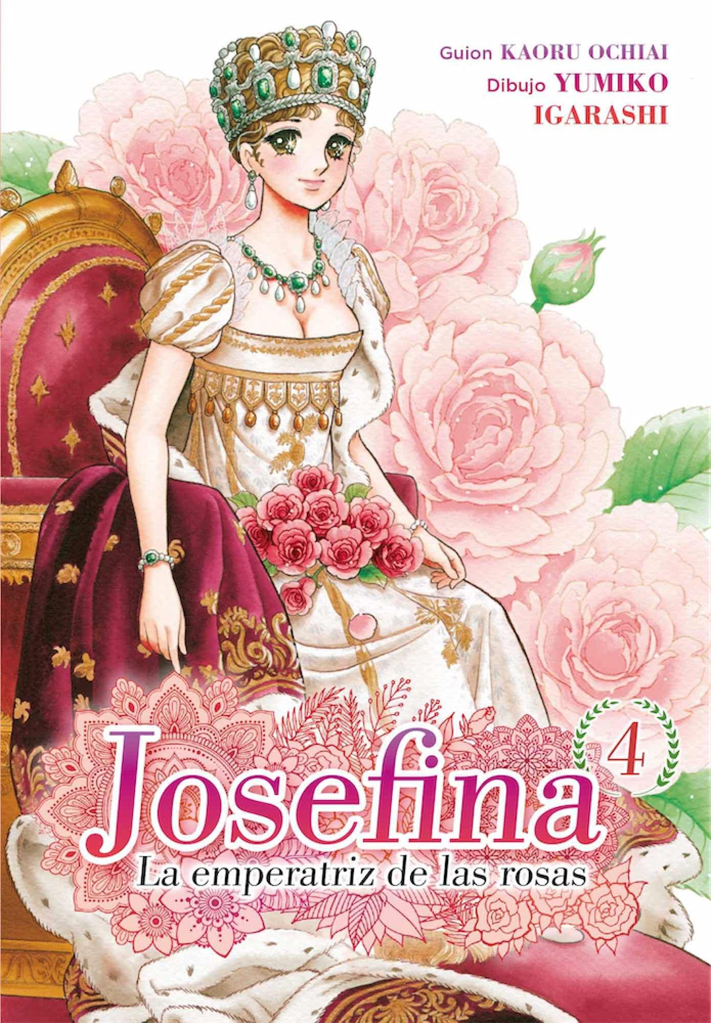 JOSEFINA LA EMPERATRIZ DE LAS ROSAS 04