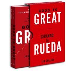 ESTUCHE GOOD TO GREAT GIRANDO LA RUEDA
