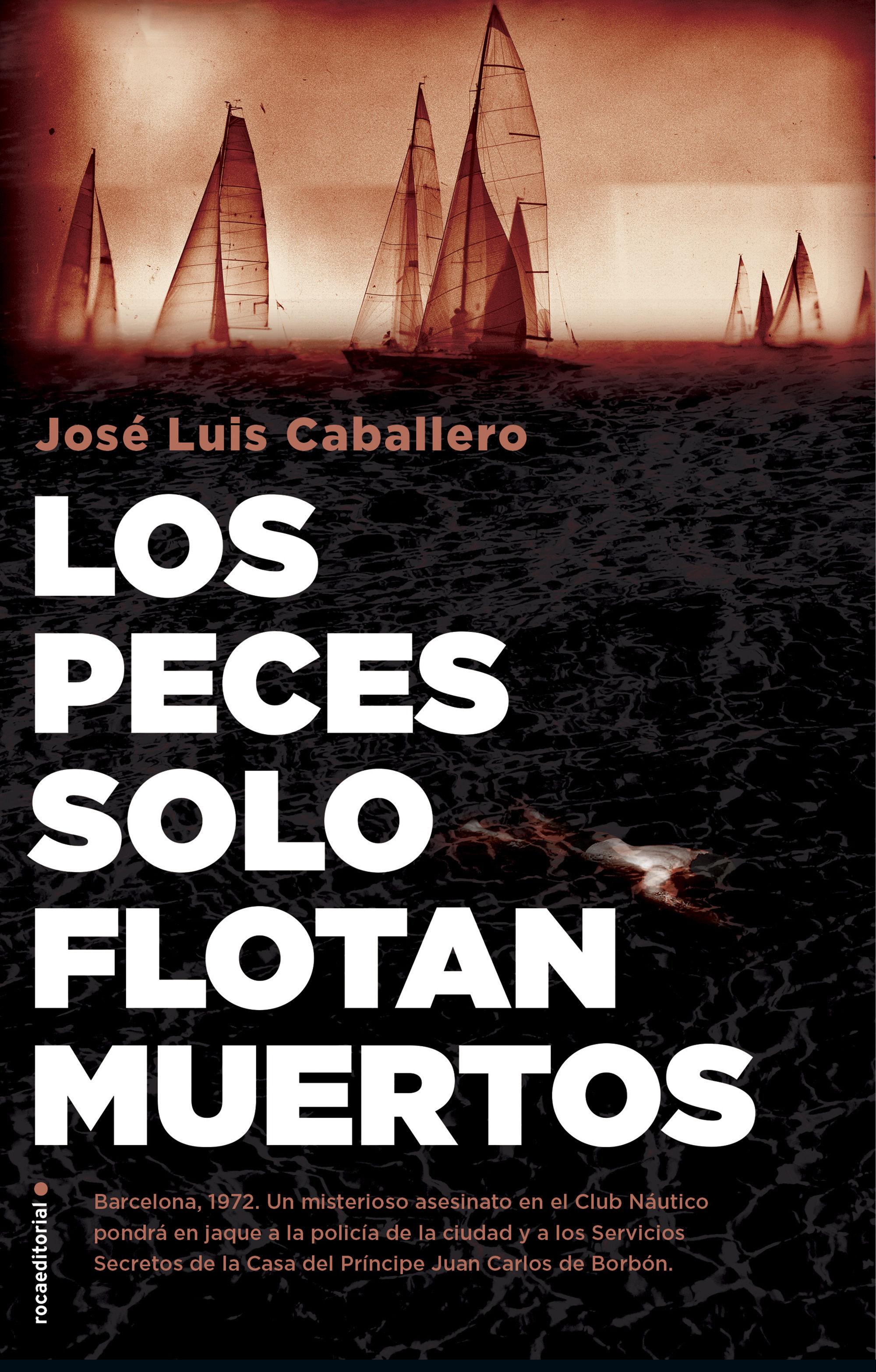 PECES SOLO FLOTAN MUERTOS LOS