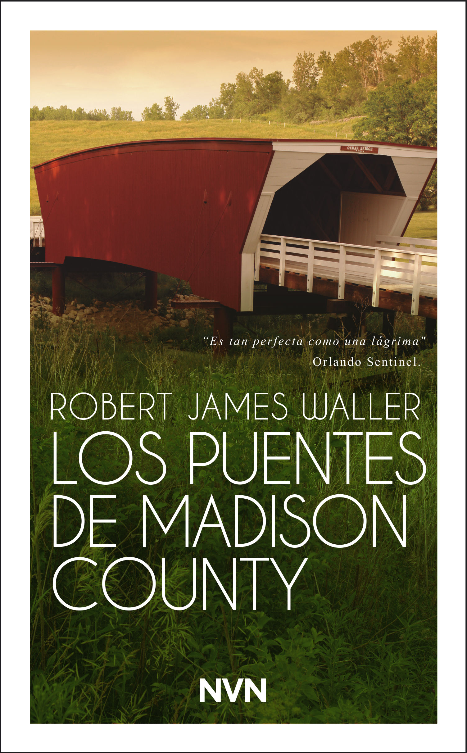 PUENTES DE MADISON COUNTY LOS