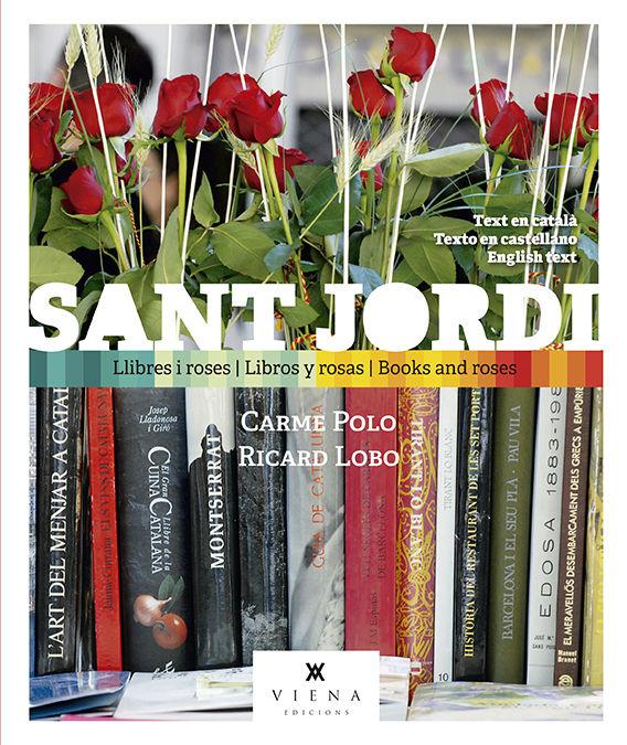SANT JORDI LLIBRES I ROSES