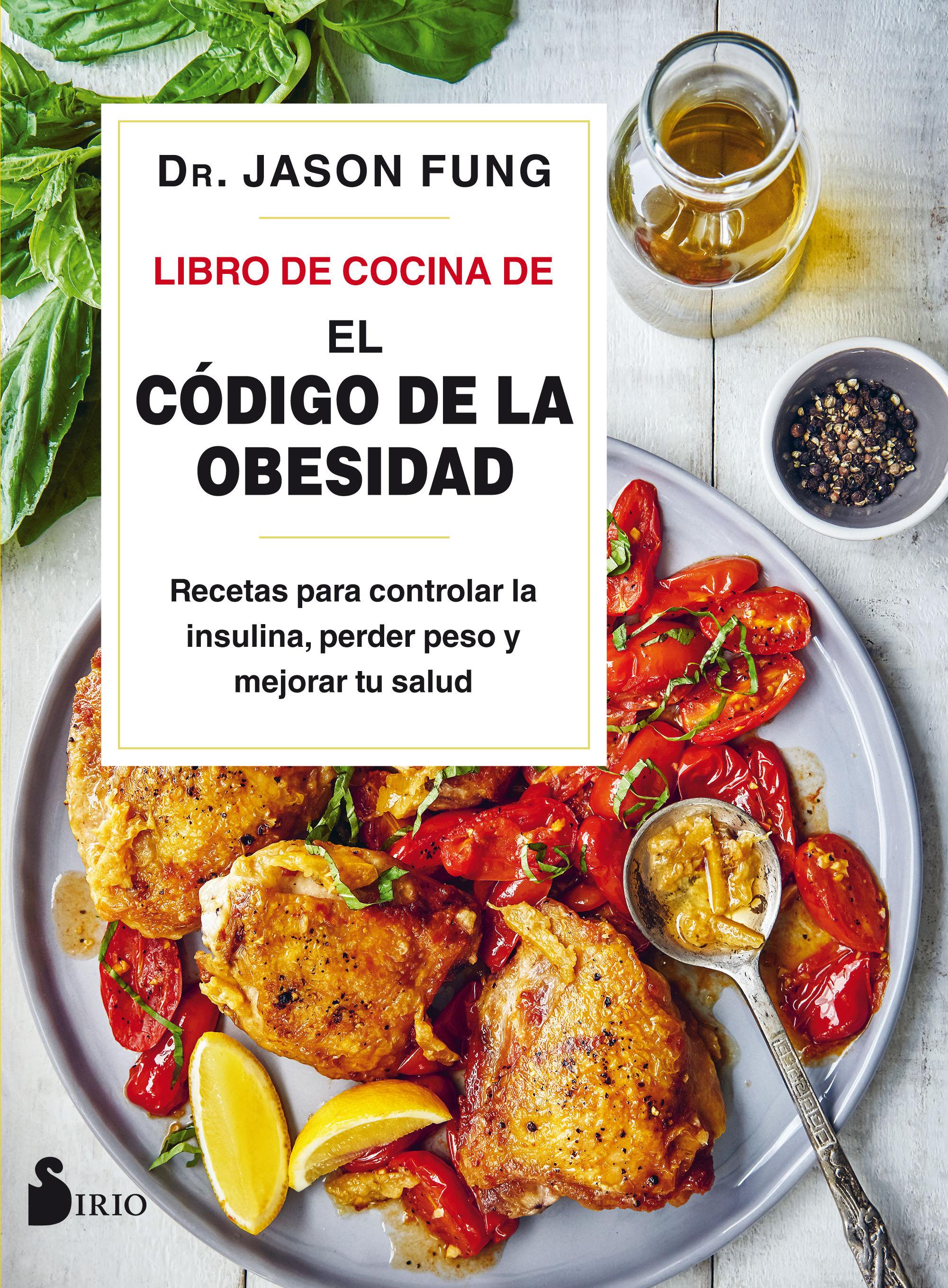 LIBRO DE COCINA DE EL CODIGO DE LA OBESIDAD