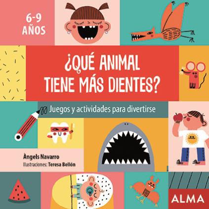 QUE ANIMAL TIENE MAS DIENTES?