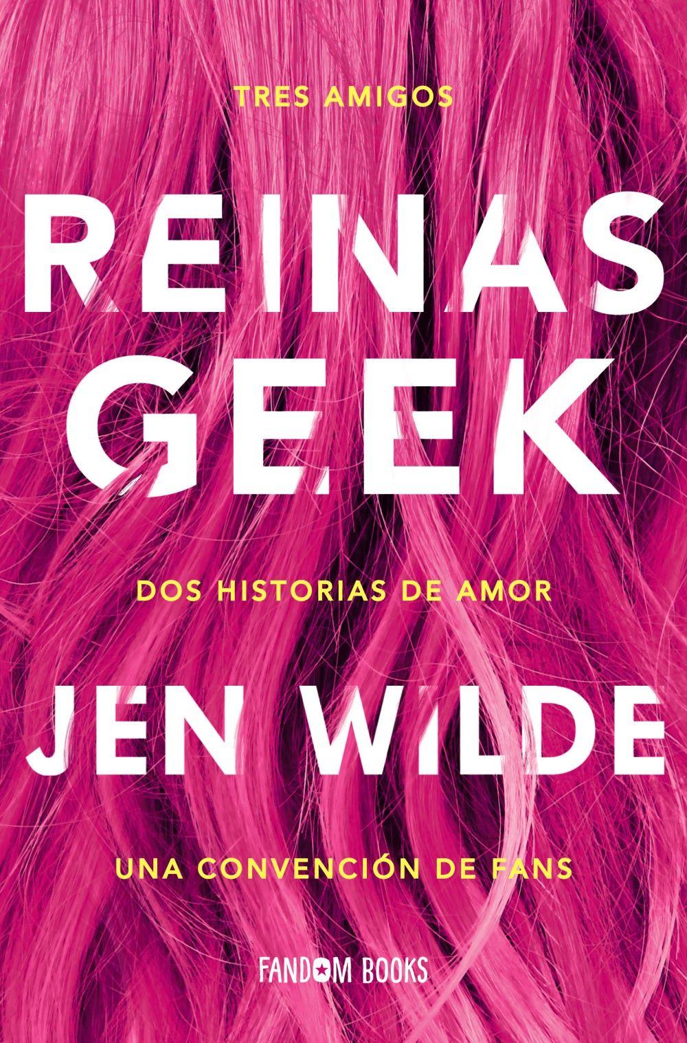 REINAS GEEK