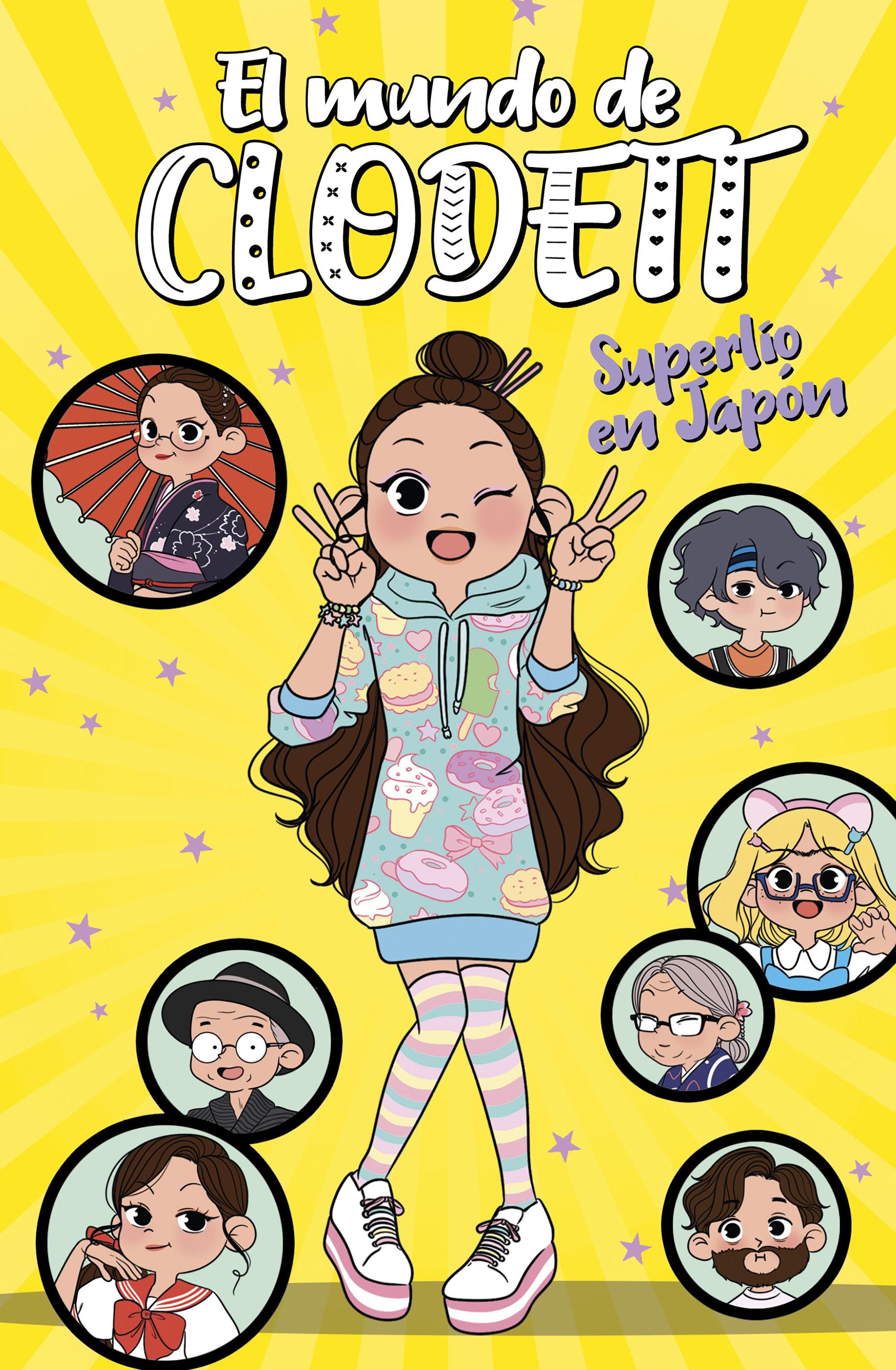 MUNDO DE CLODETT 5 SUPERLÍO EN JAPÓN
