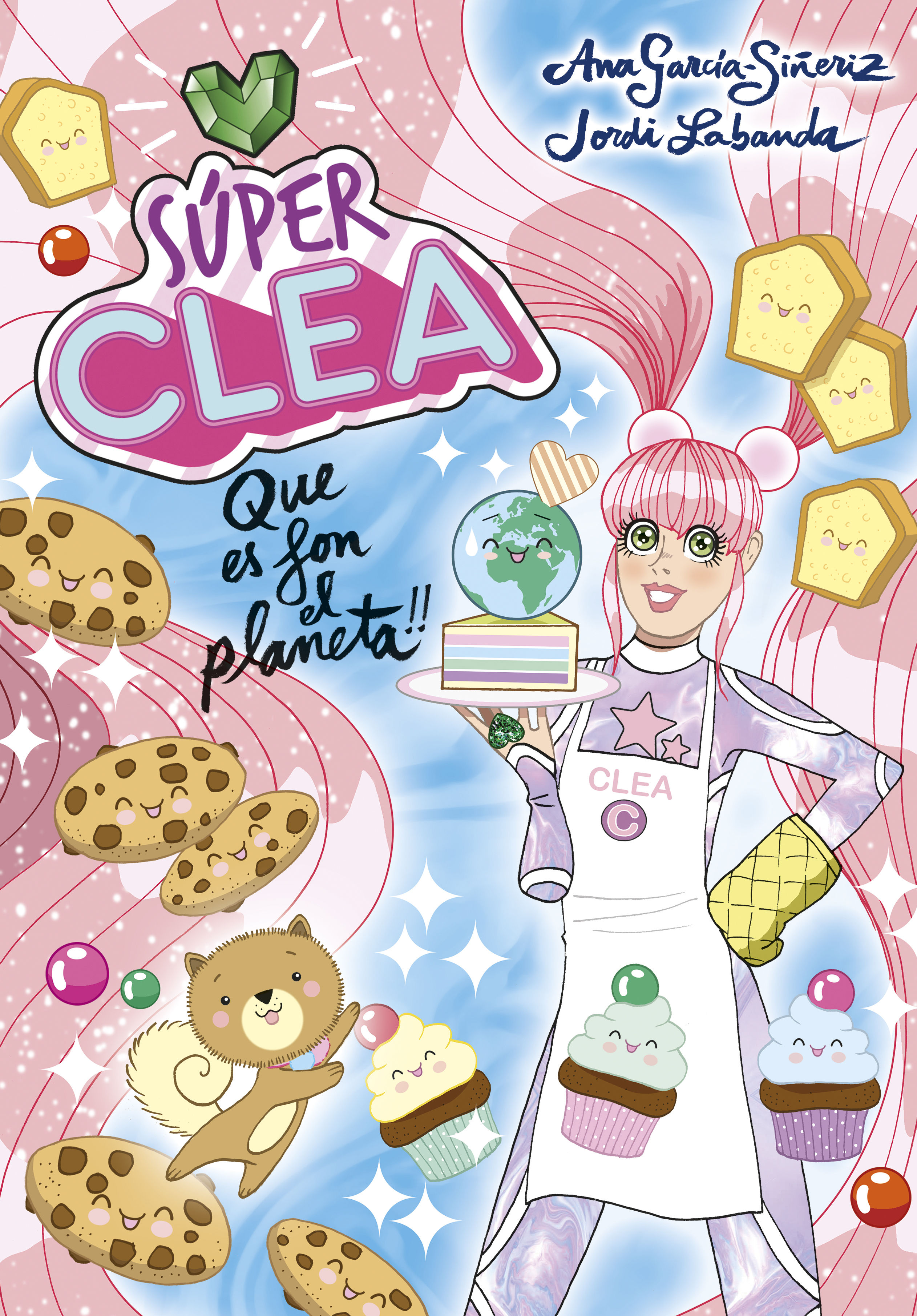 SÚPER CLEA 2 QUE ES FONGUI EL PLANETA! (SÈRIE SÚPER CLEA 2)