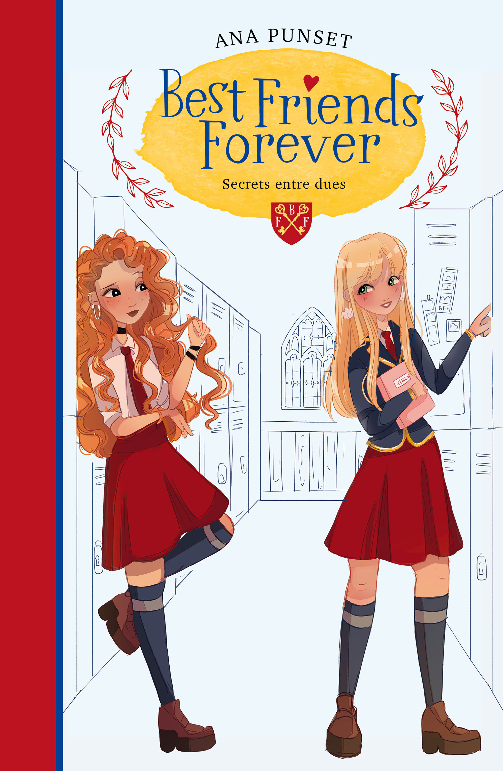 BEST FRIENDS FOREVER 2 SECRETS ENTRE DUE