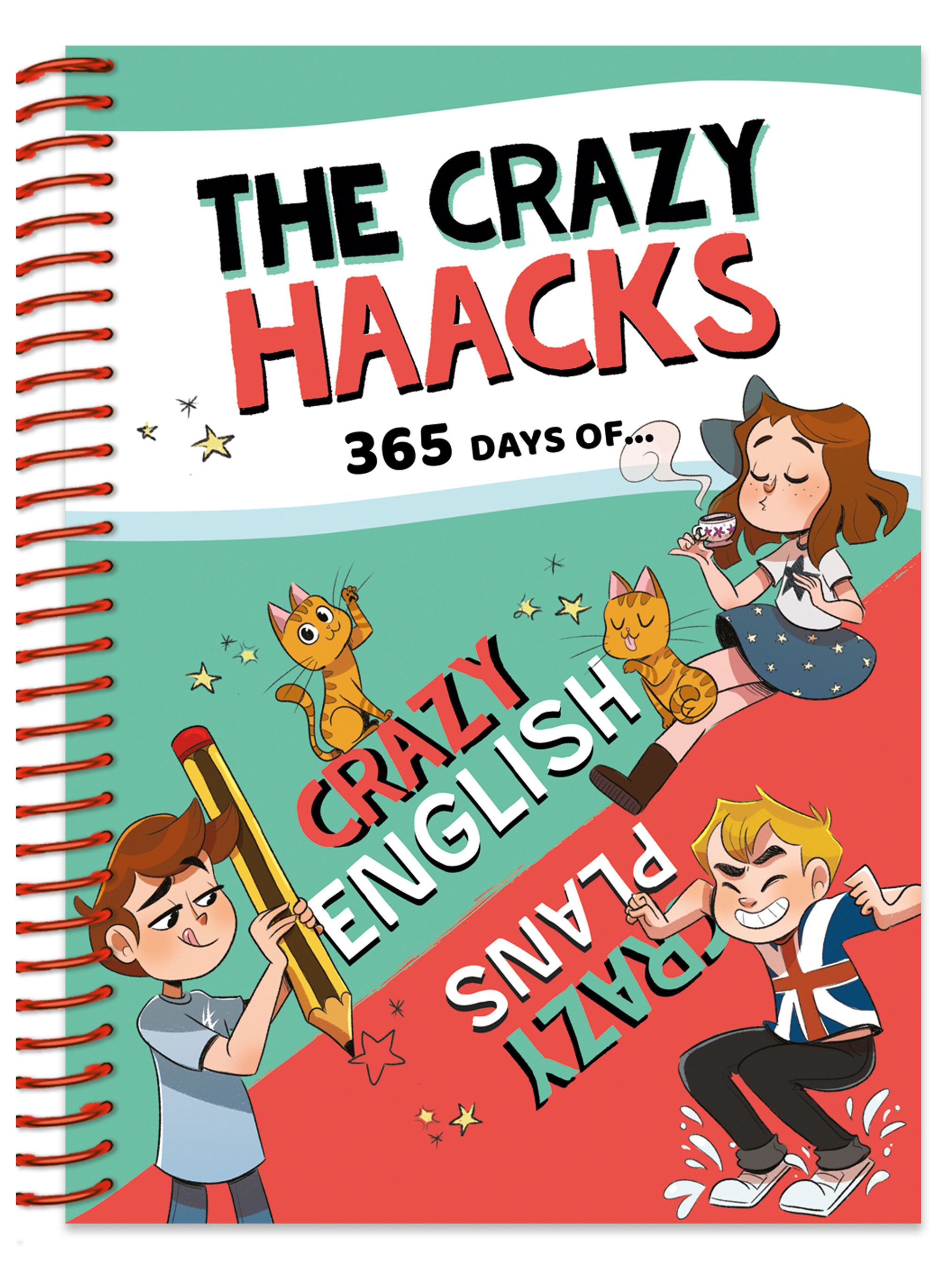 365 DAYS OF CRAZY ENGLISH & CRAZY PLANS
