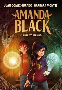 AMANDA BLACK 2 EL AMULETO PERDIDO