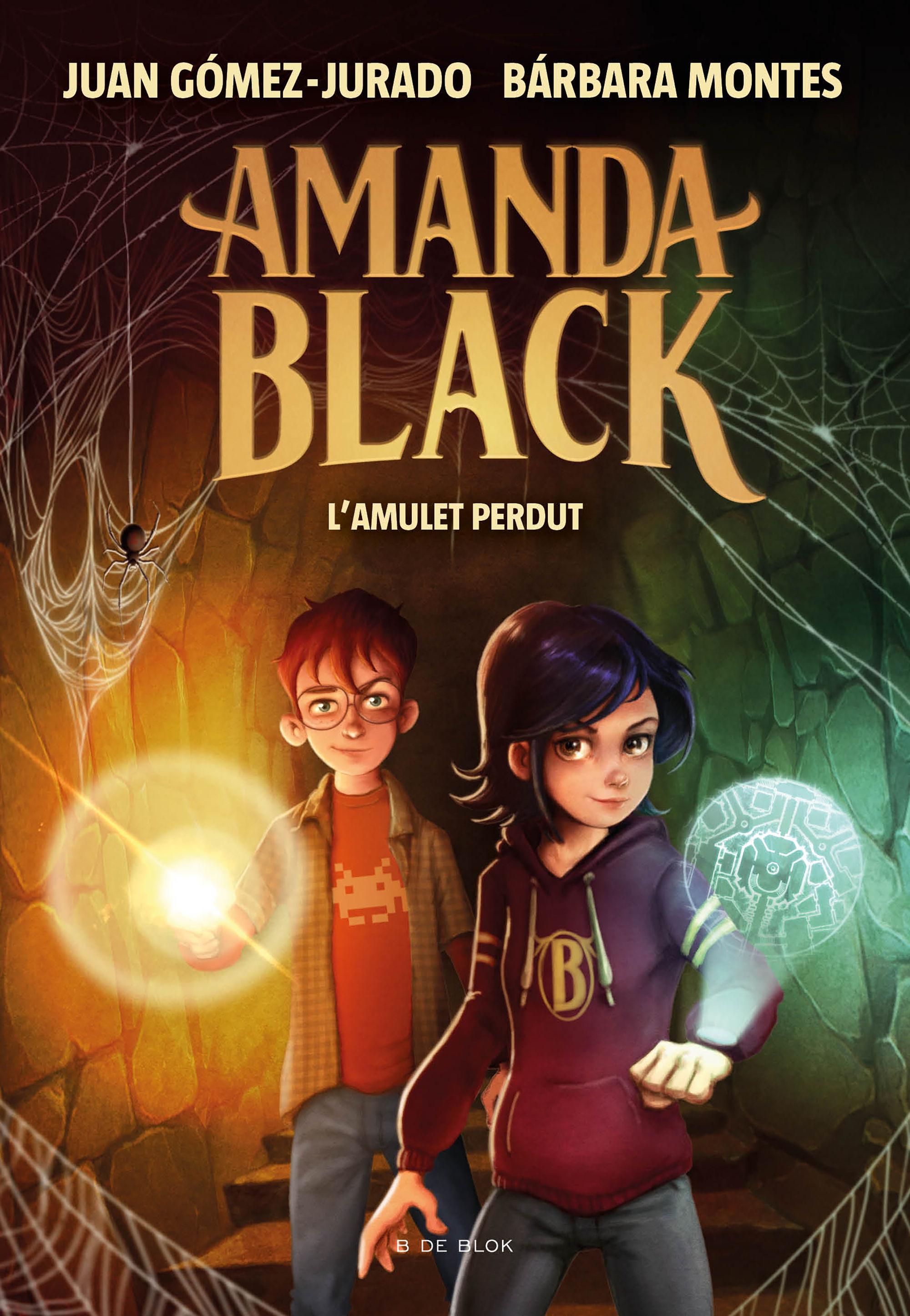 AMANDA BLACK 2 L AMULET PERDUT