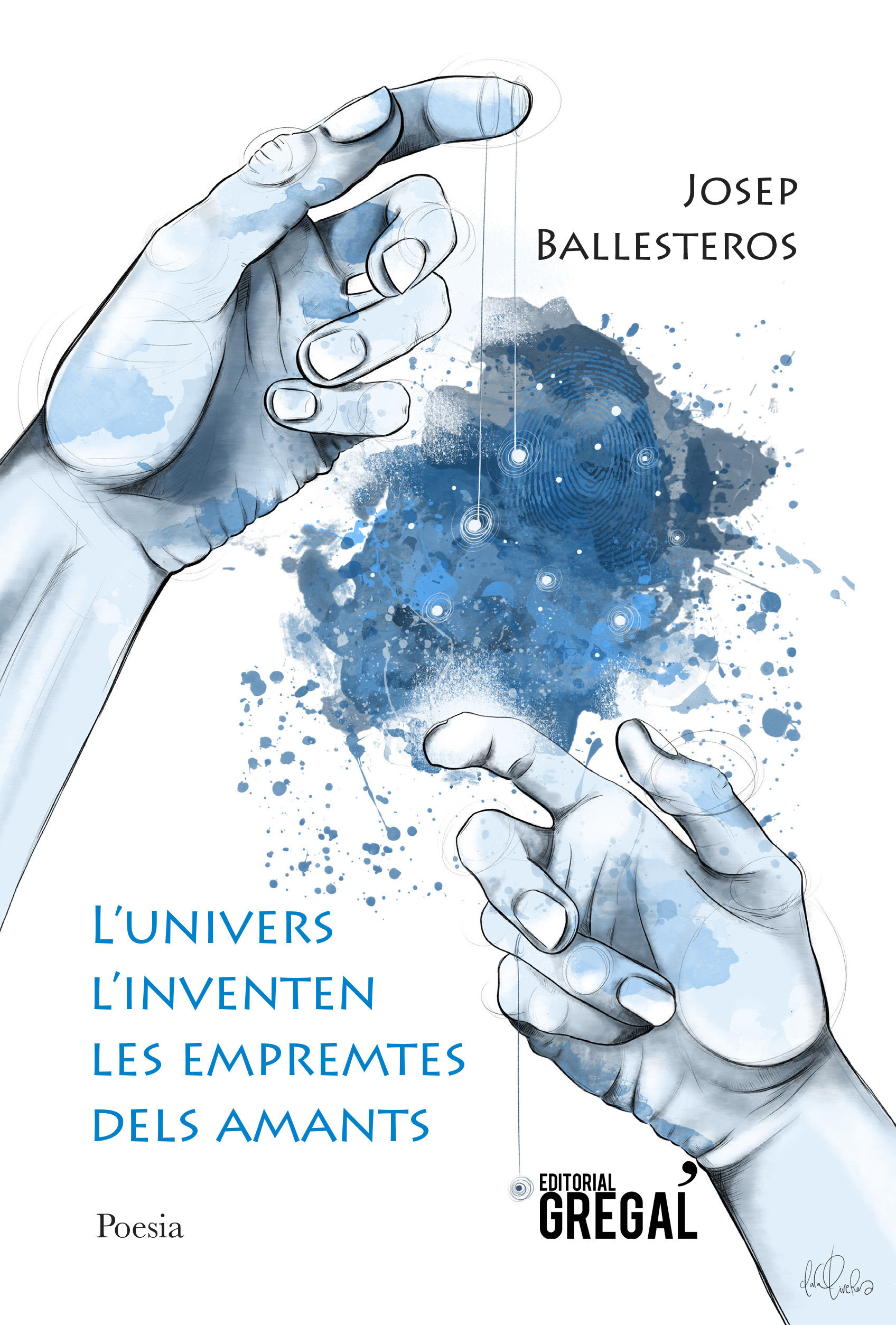 UNIVERS L'INVENTEN LES EMPREMTES DELS AMANTS
