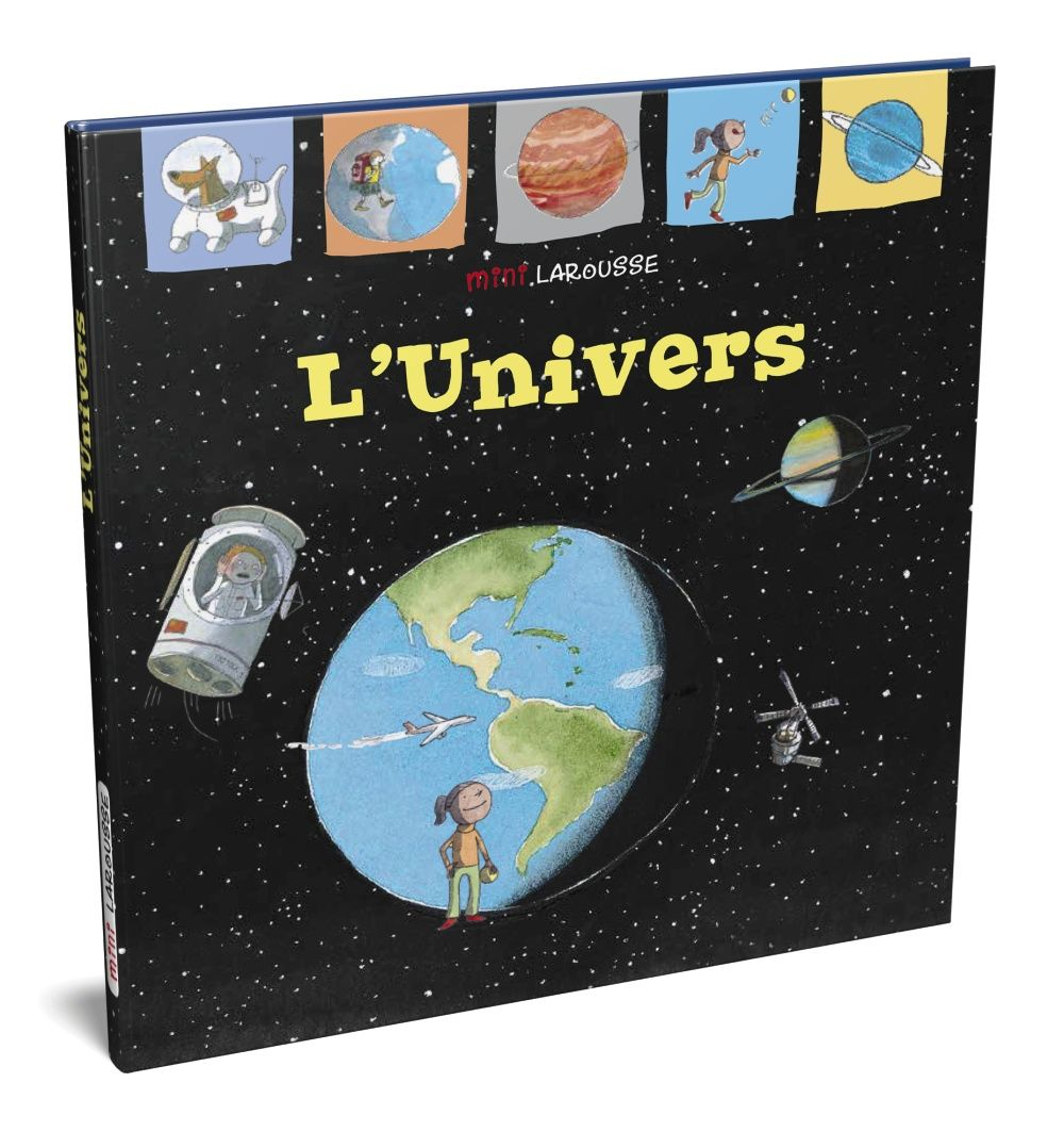 UNIVERS L MINI LAROUSSE