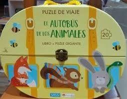 AUTOBUS DE LOS ANIMALES EL