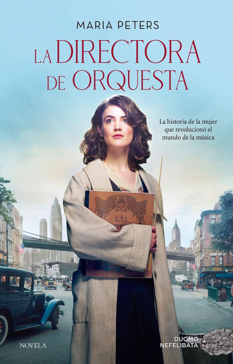 DIRECTORA DE ORQUESTA LA