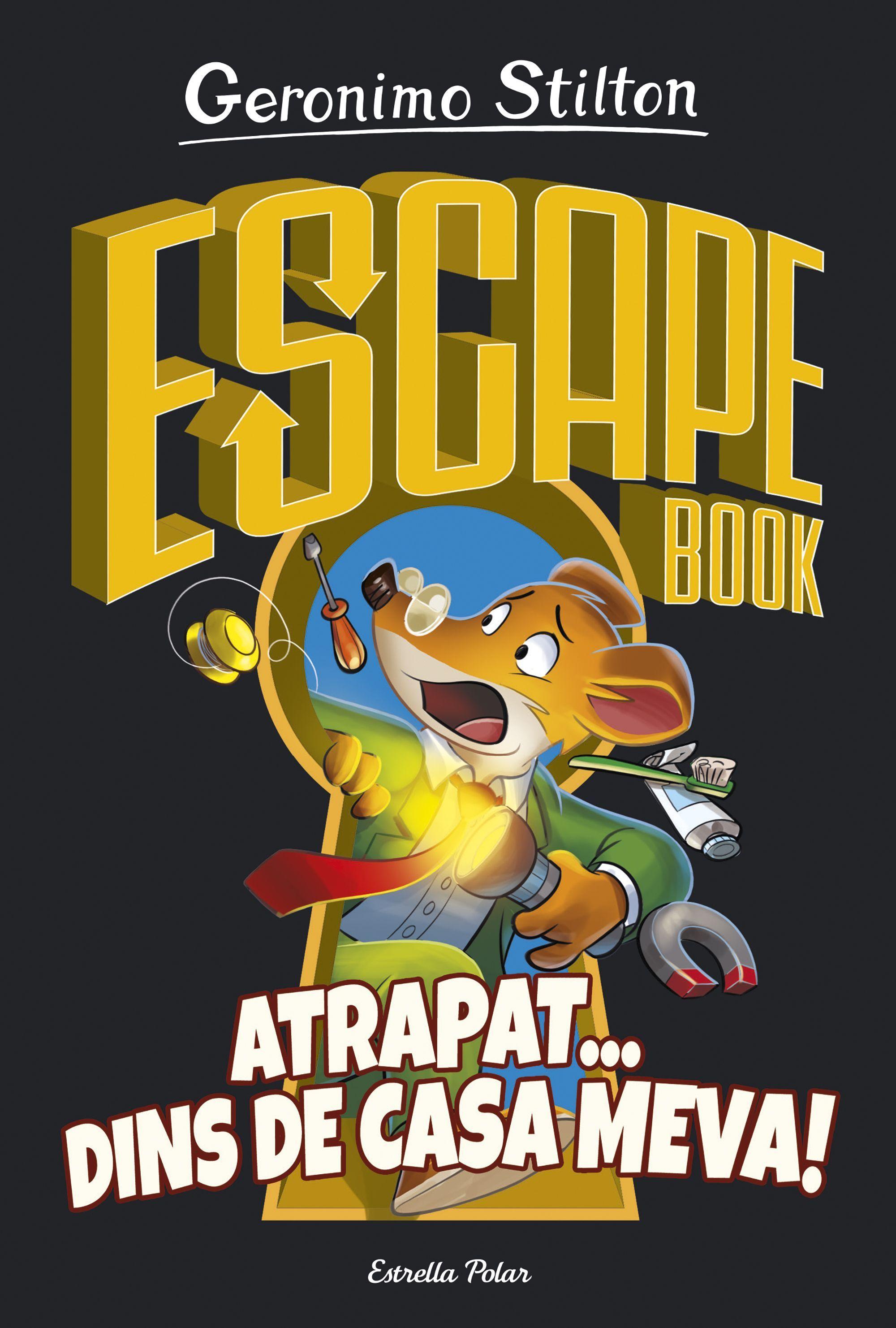ESCAPE BOOK ATRAPAT DINS DE CASA MEVA
