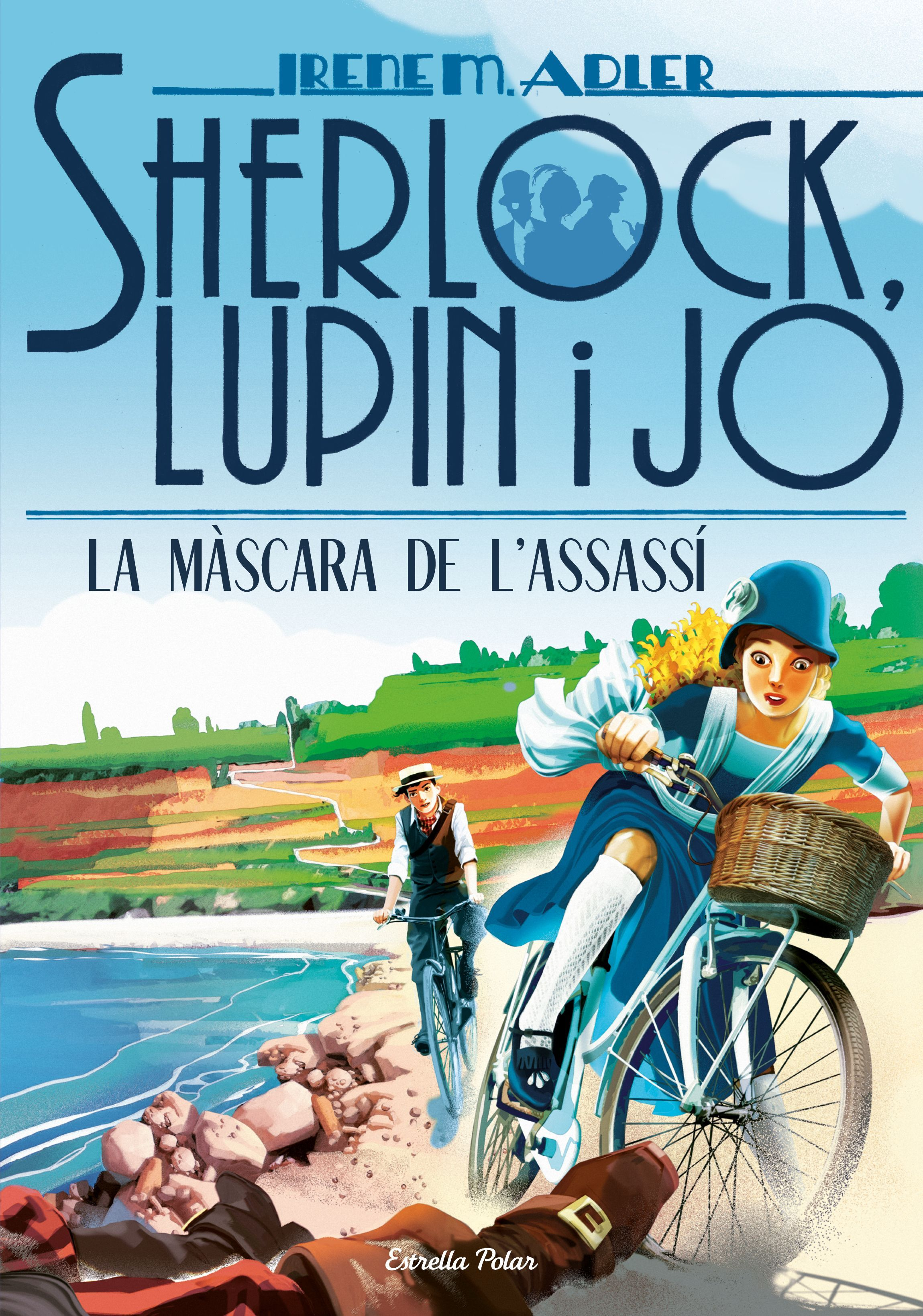 SHERLOCK LUPIN I JO 16 LA MASCARA DE LAASSASSI