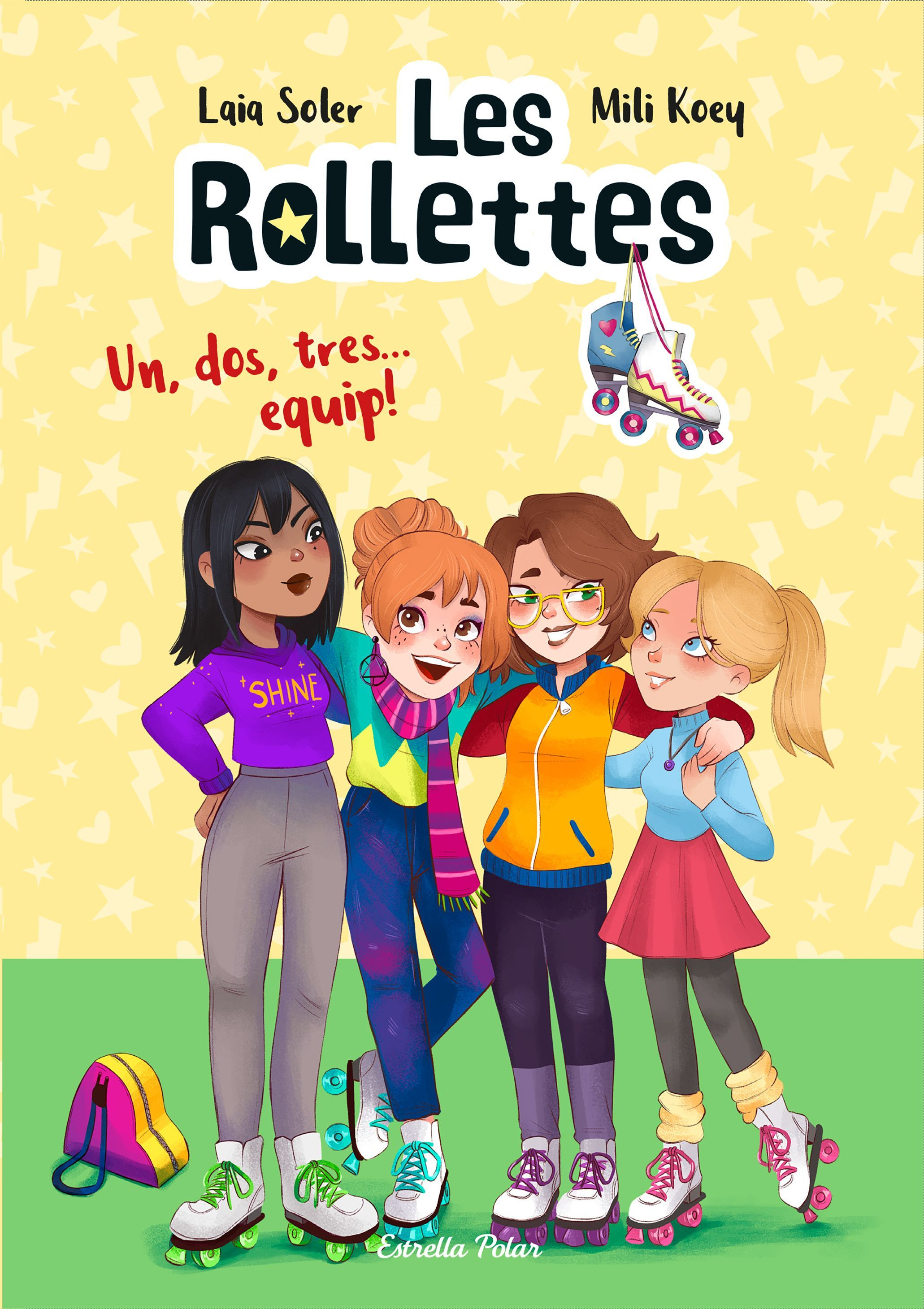 ROLLETTES 2 UN DOS TRES EQUIP