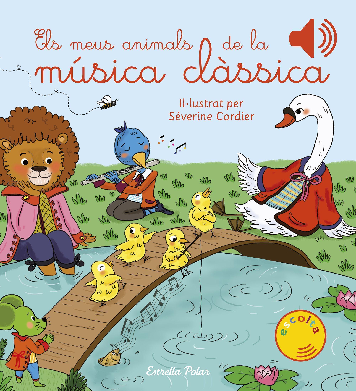 MEUS ANIMALS DE MÚSICA CLÀSSICA