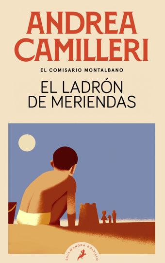 LADRON DE MERIENDAS EL  SALVO MONTALBANO 3